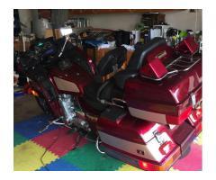 2001 Kawasaki Voyager 1200